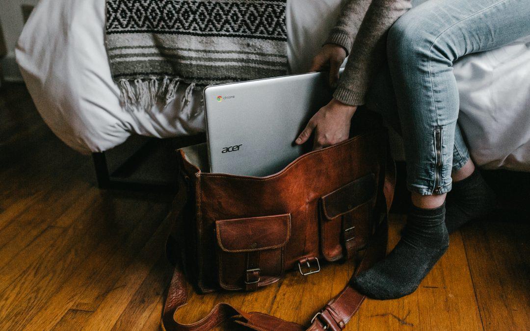 Welke stof voor je laptoptas? Wij helpen je op weg!